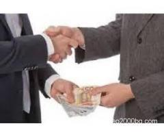 Бързо и надеждно предлагане на заем за пари.